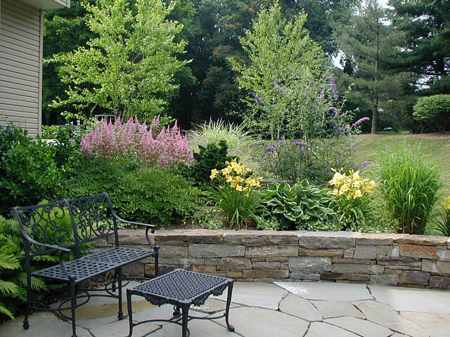 High Quality Patio Gardens