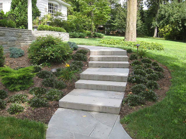 Driveway Landscaping Lighting