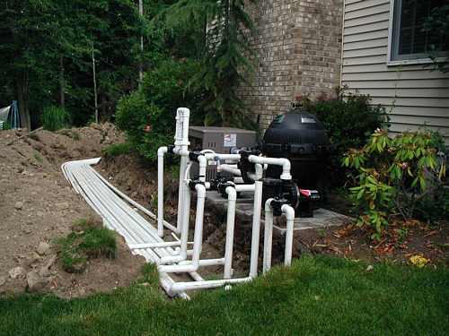 Pool Equipment And Choosing A Location Landscapeadvisor