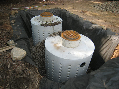Seepage Tanks Amp Pits What Are They And What Are They For