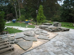Flagstone selection
