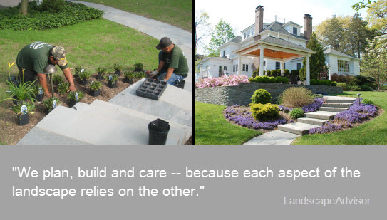 real opportunities in the landscape industry